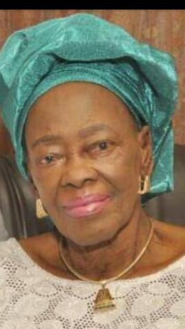 Late Sadat Adebimpe Ojikutu-Bello 1939-2018